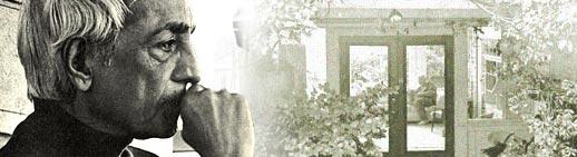 Jiddu Krishnamurti biografy